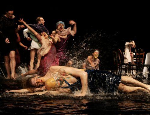 Dicke Haut – Tanztheater Wuppertal Pina Bausch – ARIEN