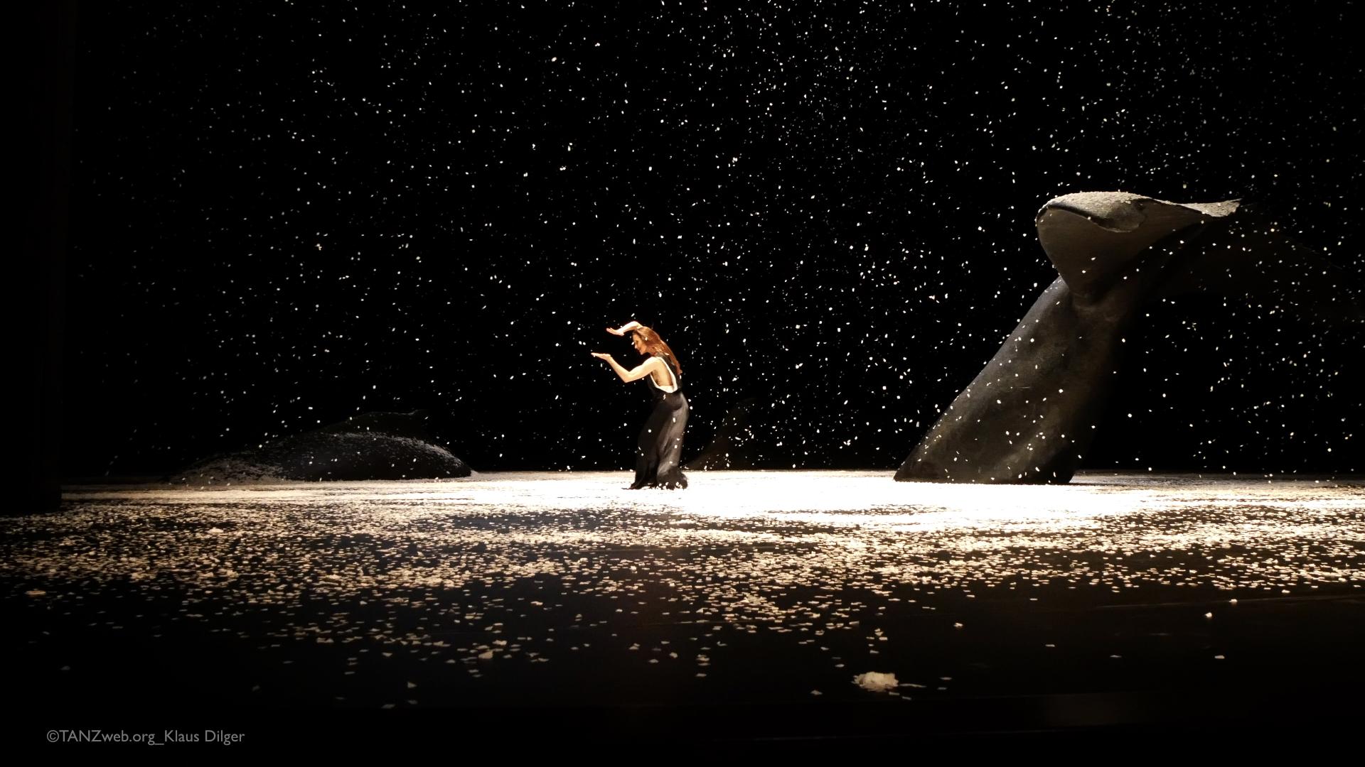 Tanztheater Wuppertal Pina Bausch_ TEN CHI ©Klaus Dilger