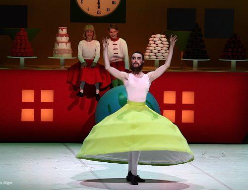"""Ballett Dortmund – Wiederaufnahme von Millepied's """"Der Nussknacker"""""""