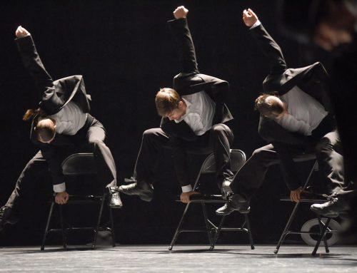 GAUTHIER DANCE // DANCE COMPANY THEATERHAUS STUTTGART | Mega Israel