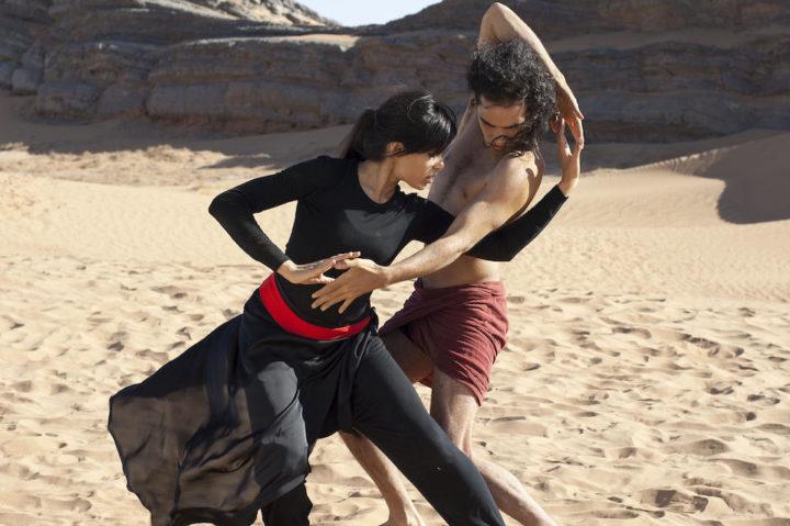 """Dance Meets Film – """"Wüstentänzer"""""""