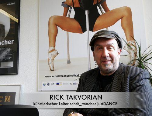 Rick Takvorian im Interview