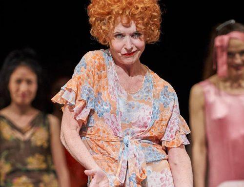 """Josephine Ann Endicott tanzt in Pina Bausch's """"Die sieben Todsünden"""""""