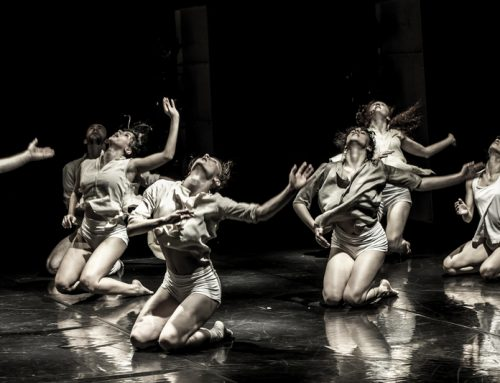HORSES IN THE SKY – KIBBUTZ CONTEMPORARY DANCE COMPANY (ISRAEL)