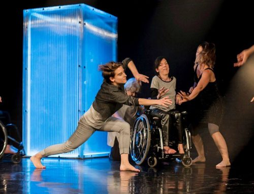 "Neues  Mixed-Abled Ensemble ""cie. nomoreless"""