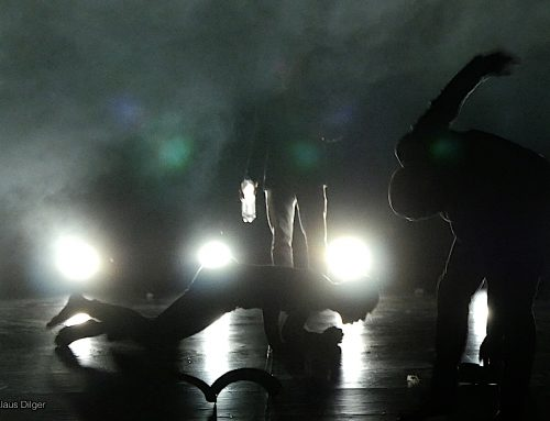 "Videoimpressionen 2Faced Dance Company | GB ""RUN"""