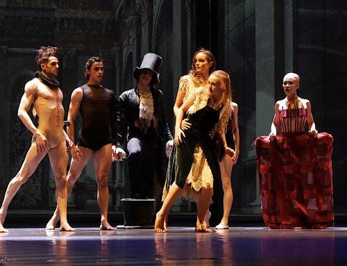 """Mauro Bigonzetti's  """"Alice"""" für das Ballett Dortmund"""