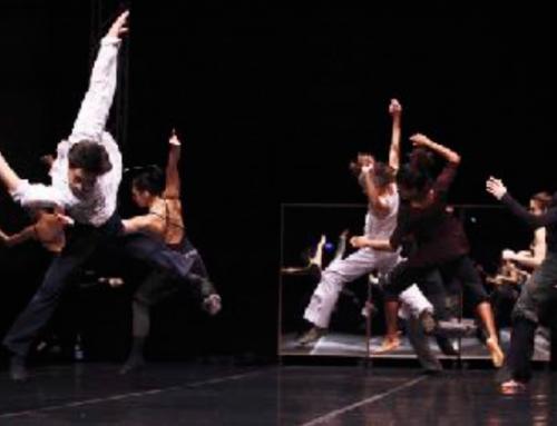 Zeitgenössischer Tanz mit Kenji Takagi
