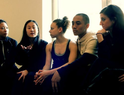 """PART II of our documentation: Yin Yue Dance Company (USA/CHN) """"too soon to tell"""""""