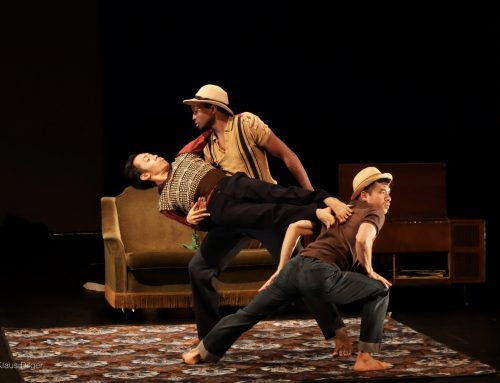 Impressionen Part III: WINDRUSH: Movement for the People – Phoenix Dance Theatre