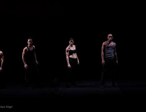 Impressionen Phoenix Dance Theatre Part II: BEAST