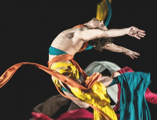 MOVING COLOURS – Uraufführung im Aalto Theater Essen