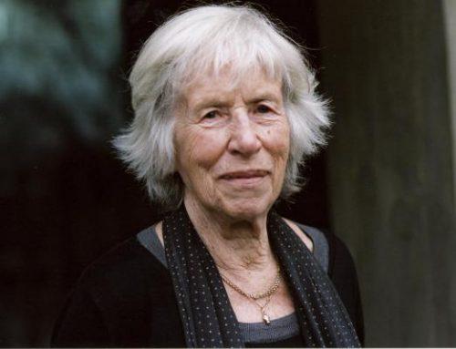Nele Hertling erhält den Deutschen Tanzpreis 2018