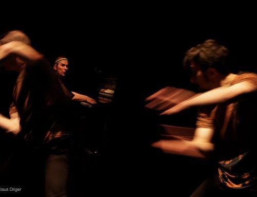 Ayelen Parolin mit HÉRÉTIQUES im Theater im Ballsaal