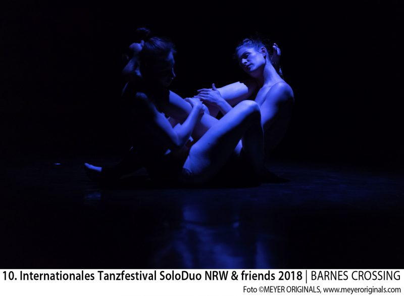 10. Internationales Tanzfestival SoloDuo NRW + Friends 2018 Publikumspreis 18.5. Best Duo: Himmelskörper, Djamila Polo/Antonia Bischof (D) und Preis für Beste Tänzer