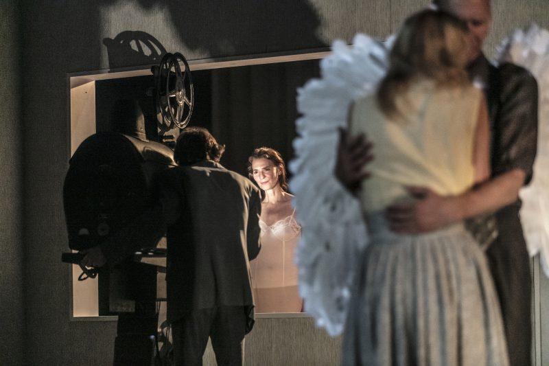 Tanztheater Wuppertal Pina Bausch_Neues Stück II © Mats Bäcker