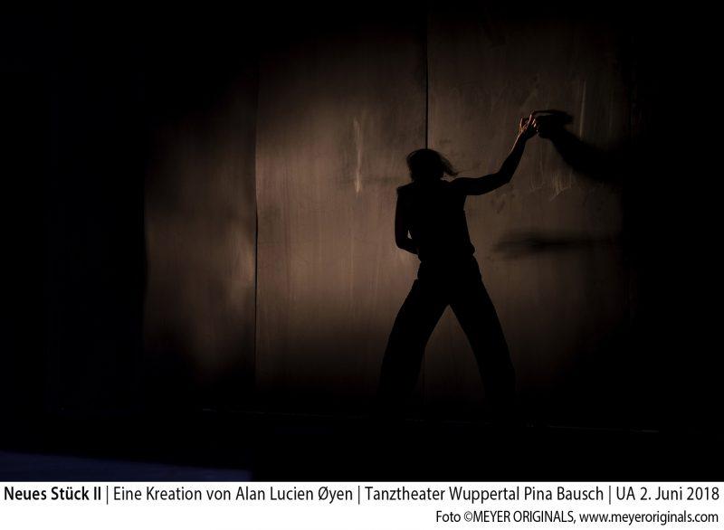 Neues Stück II | Eine Kreation von Alan Lucien Øyen | Tanztheater Wuppertal Pina Bausch | UA 2. Juni 2018 ©Meyer_Originals