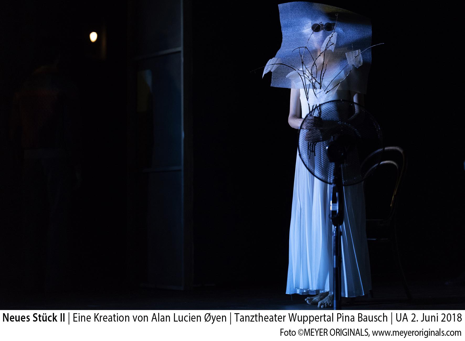 Neues Stück II | Eine Kreation von Alan Lucien Øyen | Tanztheater Wuppertal Pina Bausch | UA 2. Juni 2018