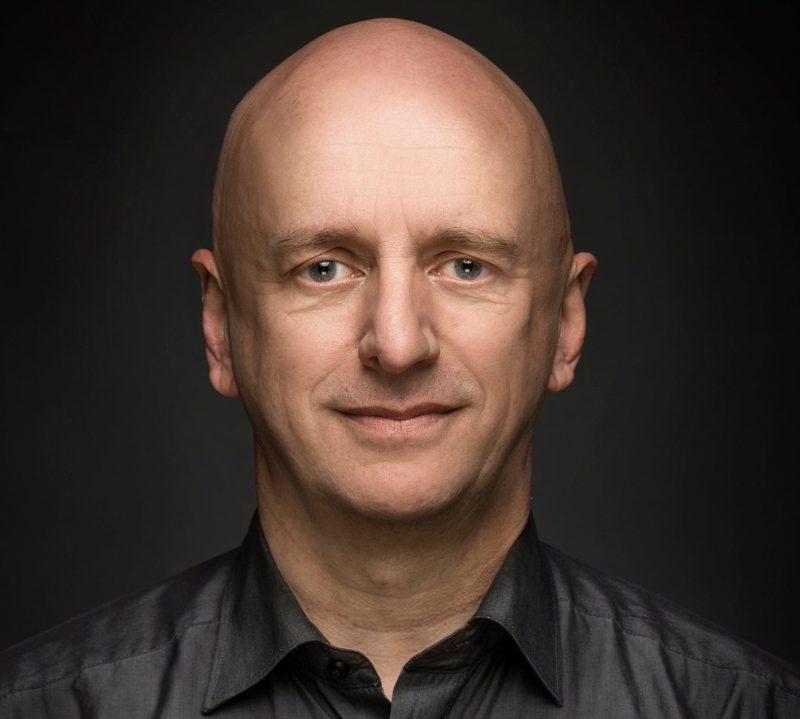 Webseminar mit Honne Dohrmann Portrait Foto: Andreas Etter