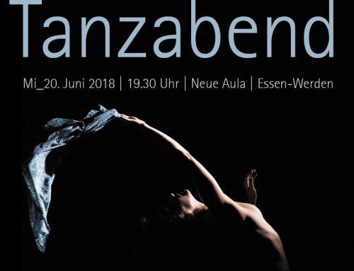 Folkwang Tanzabend mit zwei Uraufführungen