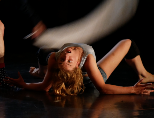 Politics of dancing – bodytalk im Pumpenhaus