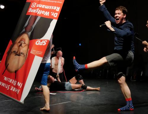"Politics of dancing –  bodytalk rockt im ""Dock11"""