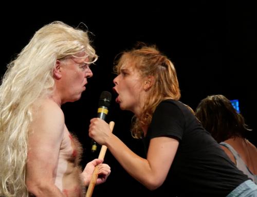 Politics of dancing – bodytalk in Köln