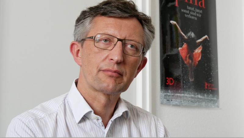 Kulturdezernent Matthias Nocke
