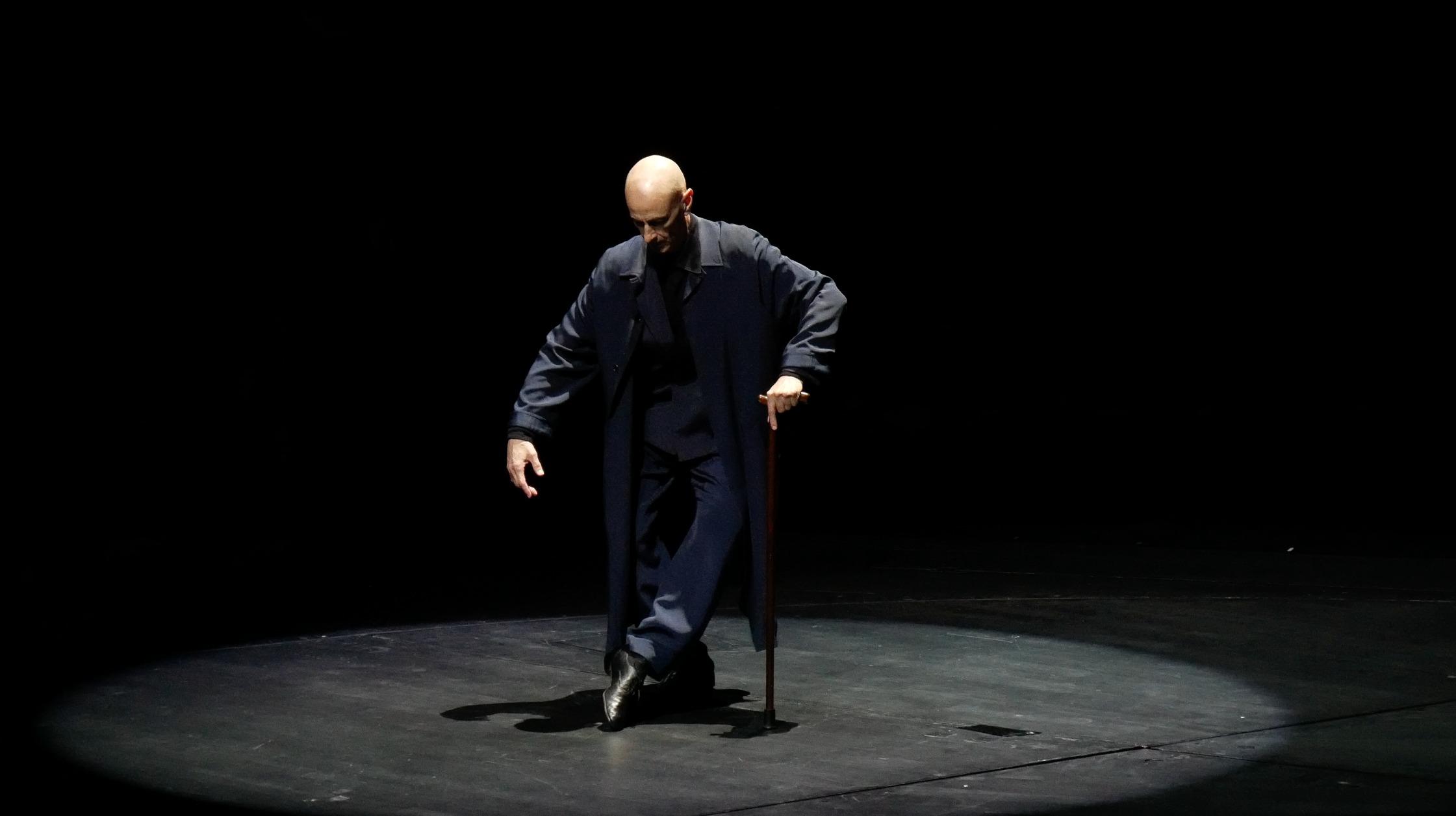 ©PRESSEBILDER Klaus Dilger_TANZWEB Verleihung Deutscher Tanzpreis 2018 in Essen Cesc Gelabert_Im Goldenen Schnitt