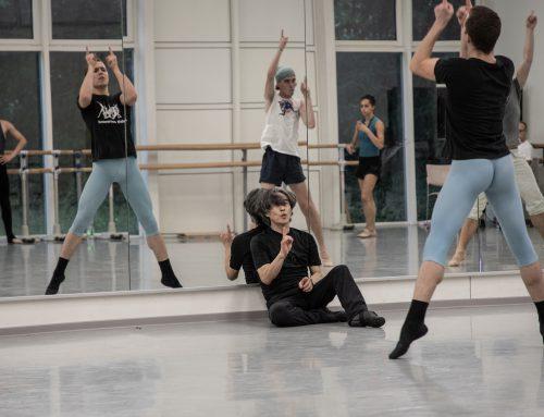 Ballett Dortmund mit Dantes GÖTTLICHE KOMÖDIE