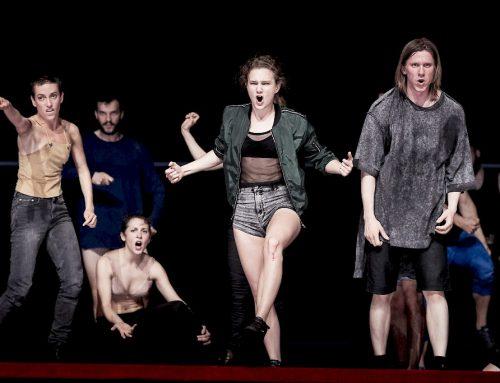 Jefta van Dinther & Cullberg Ballet in Hasselt