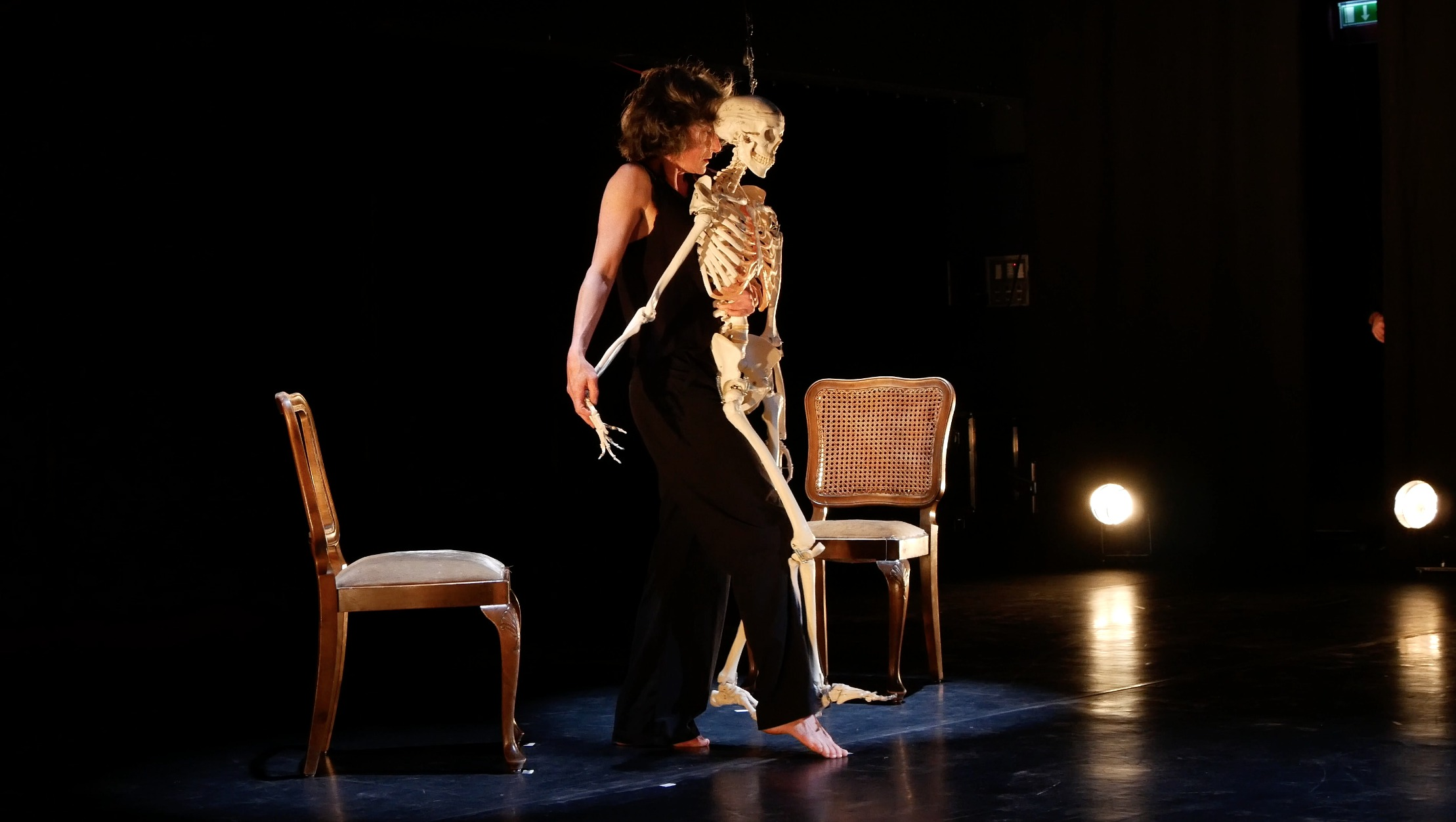 Danse macabre - Dein Femur singt - Chrystel Guillebeaud