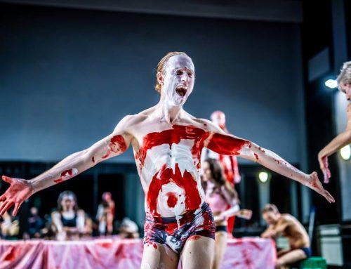 """Das Polnische Tanztheater und Bodytalk zeigen """"Solidaritot / Solidarnoc"""""""