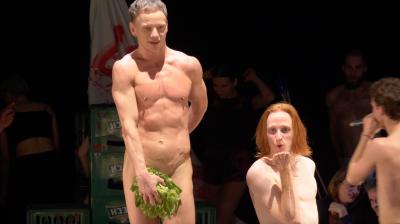 bodytalk SOLIDARITOT Polish Dance Theatre ©TANZweb.org