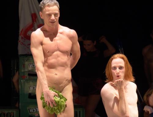 """Solidaritot / Solidarnoc"" bodytalk und Polish Dance Theatre"