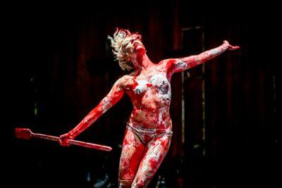 Solidaritot von bodytalk & Polish Dance Theatre © Maciej Zakrzewski