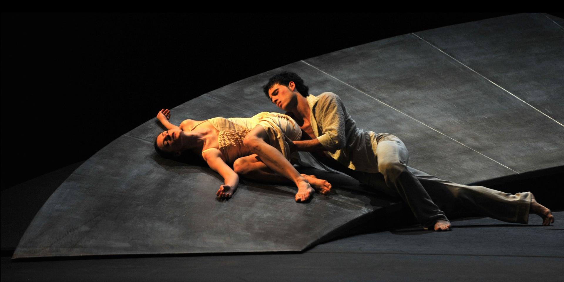 Romeo&Juliette Choreographie: Joëlle Bouvier - Ballet du Grand Théâtre de Genève