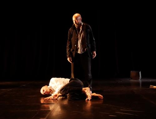 """Duo Milton Camilo & Thomas Feyerabend """"triple helix"""""""