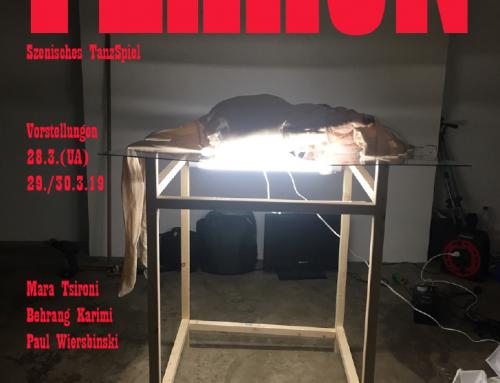 Uraufführung von FLAKON