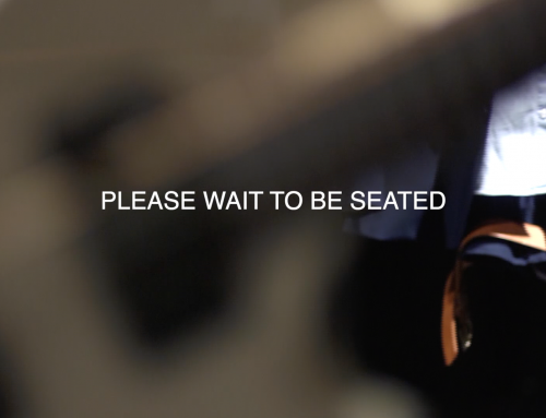 dance&dare – PLEASE WAIT TO BE SEATED