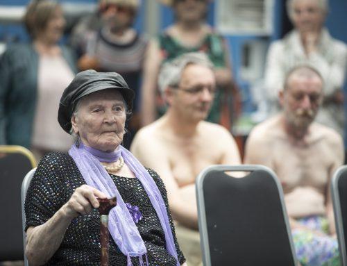 """""""Choose your granny"""" – in der Reihe """"Kultur und Alter"""""""