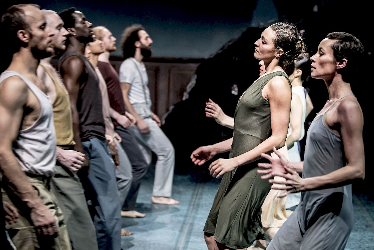 De Conny Janssen Danst voorstelling BROOS. Foto: Andreas Terlaak