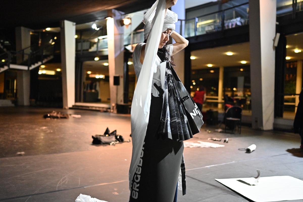 Nayoung Kim Workshop mit Gintersdorfer/Klaßen copyright Knut Klaßen