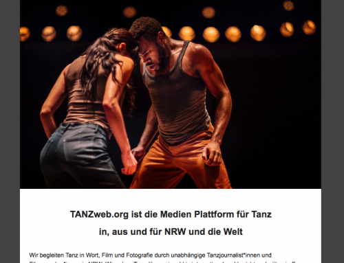 Endlich ist er da: Unser TANZweb – Newsletter!