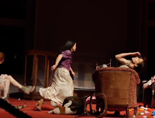 Spielzeitstart des Tanztheater Wuppertal Pina Bausch