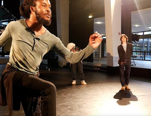 Impressionen der Generalprobe im Schauspielhaus Wuppertal