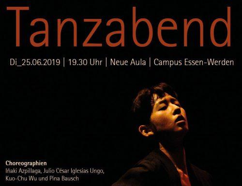 Folkwang Tanzabend würdigt Pina Bausch und Lutz Förster