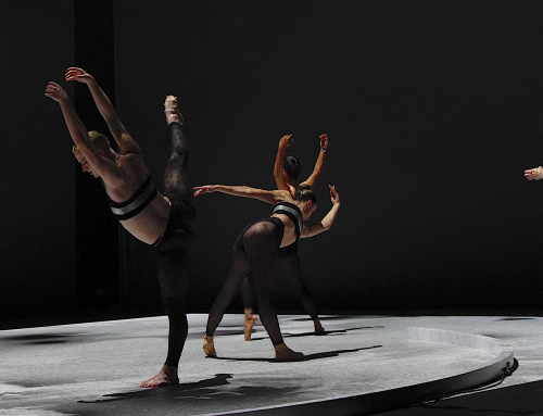 """New Ocean"" – eine Hommage an Merce Cunningham"