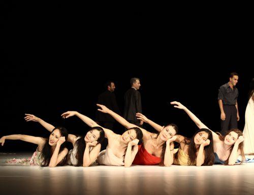 Tanztheater Wuppertal Pina Bausch – In der Zwickmühle