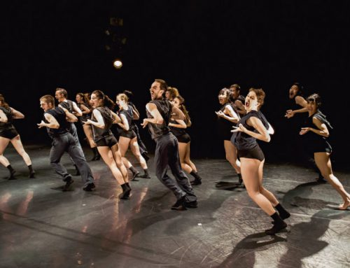 "Kibbutz Contemporary Dance Company (IL) ""Asylum"""